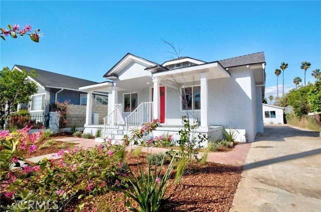 3435 Lanfranco, Los Angeles, CA 90063