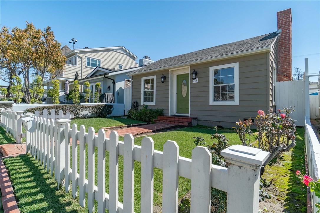 716 Heliotrope Avenue, Newport Beach, CA 92625