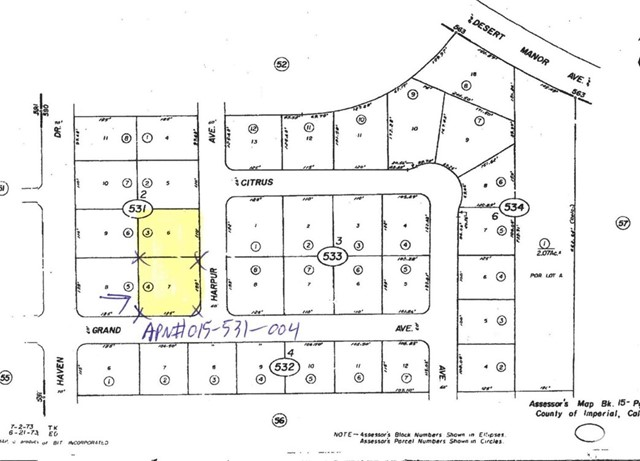 2051 Harpur Avenue, Salton City, CA 92275