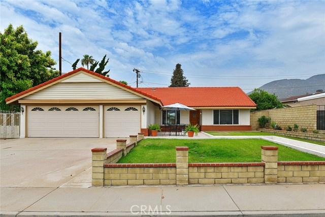1635 La Mesa Drive, La Verne, CA 91750