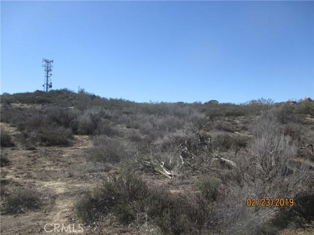0 McClain Lane, Aguanga, CA 92536