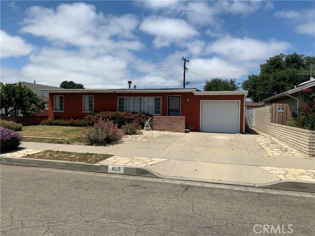 805 E Las Flores Way, Santa Maria, CA 93454