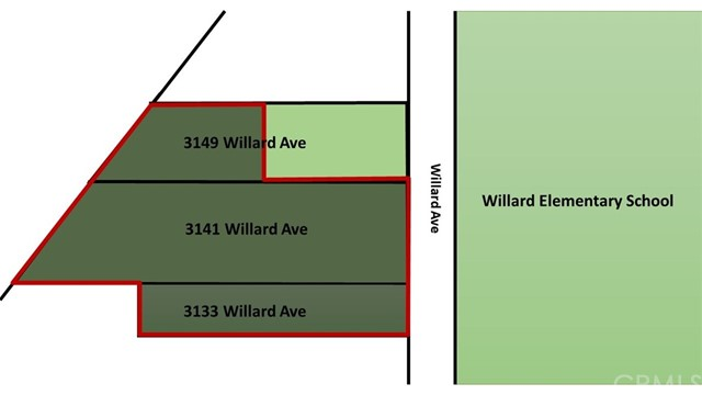 3133 Willard Avenue, Rosemead, CA 91770