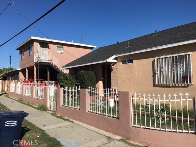 11920 S Budlong Avenue, Los Angeles, CA 90044