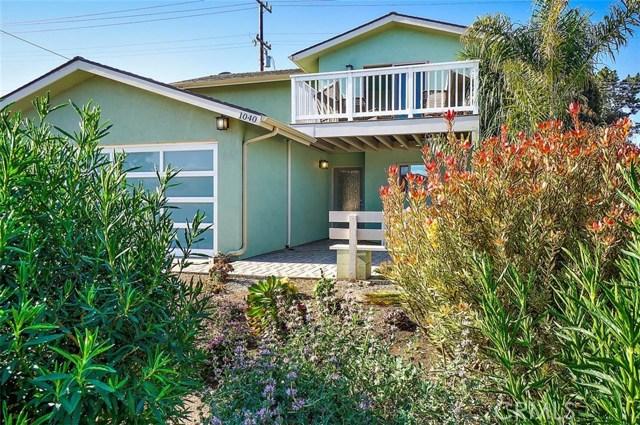 1040  Balboa Street, Morro Bay, California
