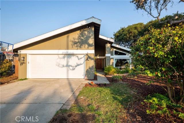 2340 Oak Ridge Drive, Los Osos, CA 93402