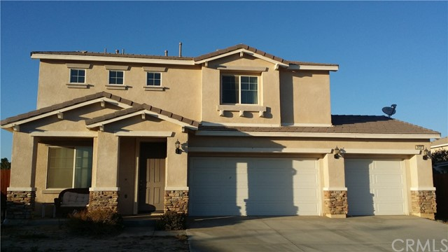 3437 Gemstone Avenue, Rosamond, CA 93560