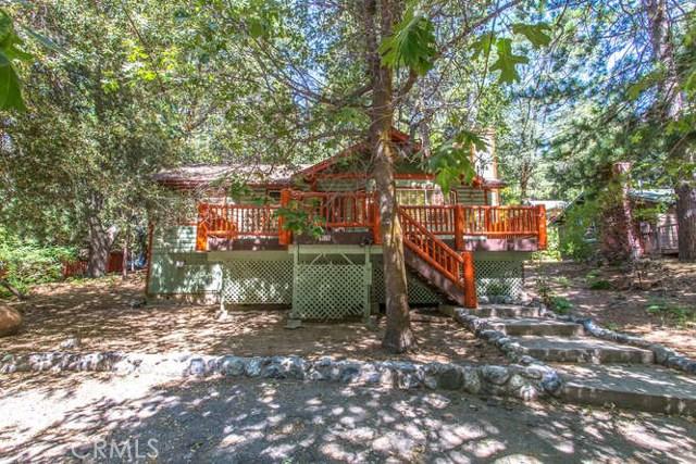5970 Lake Drive, Angelus Oaks, CA 92305
