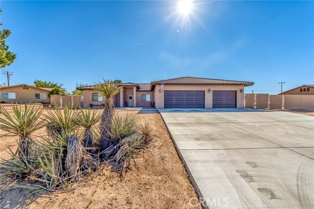 58695 Arcadia, Yucca Valley, CA 92284 Photo