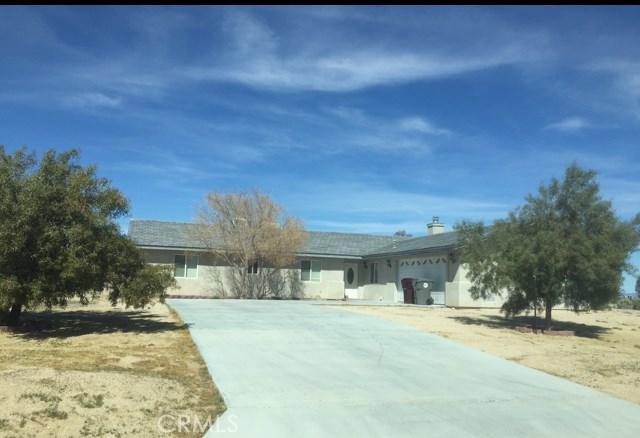 72342 Desert Trail Drive, 29 Palms, CA 92277