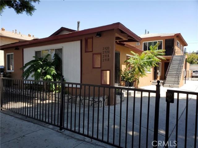 2918 N Eastern Avenue, Los Angeles, CA 90032