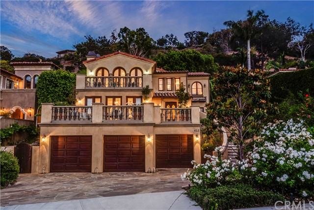 412 Via Almar, Palos Verdes Estates, California 90274, 5 Bedrooms Bedrooms, ,4 BathroomsBathrooms,Single family residence,For Sale,Via Almar,PV18177857