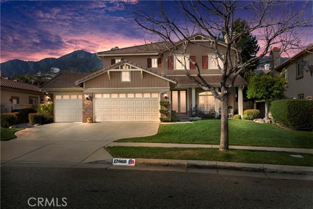 Photo of 12660 Socorro Drive, Rancho Cucamonga, CA 91739