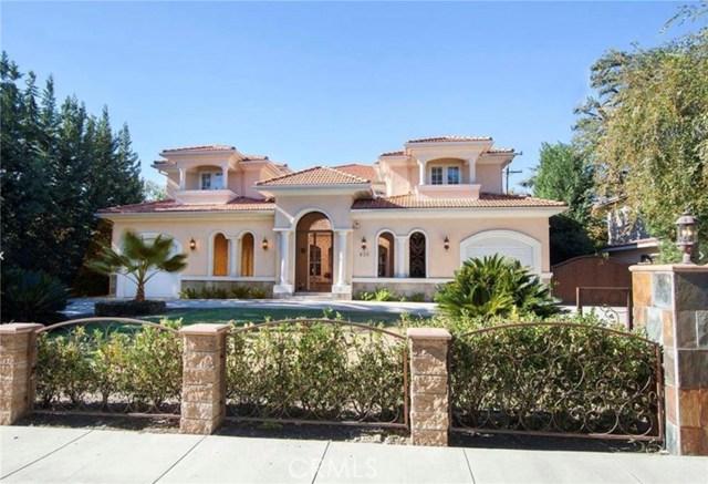 435 Woodward Boulevard, Pasadena, CA 91107