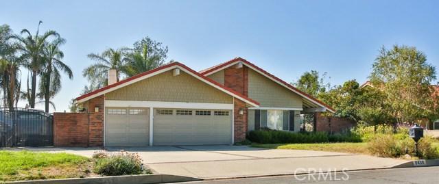 8409 Thoroughbred Street, Rancho Cucamonga, CA 91701