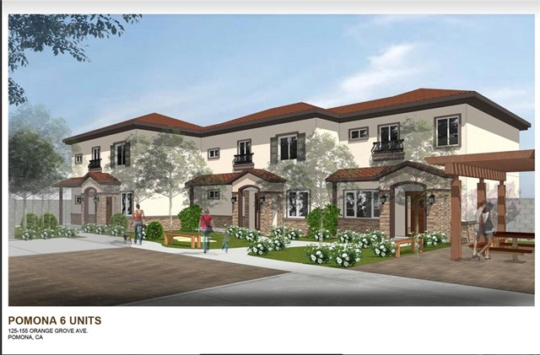 125 W Orange Grove Avenue, Pomona, CA 91768