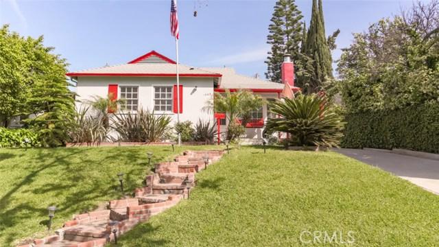 1505 W Riverside Drive, Burbank, CA 91506