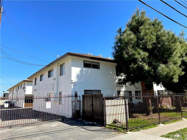 Fantastic rare opportunity!!! Well maintained 9 units with steady rental income in a friendly neighborhood surrounded by schools, freeways, and shopping centers. All 9 units have spacious 3 bedrooms and 2 bathrooms. All 9 units are occupied with long term tenants. The property is securely gated. The property includes 12 enclosed garages and 14 assigned parking spaces. Newly painted. Current rents are under market values, new owner will has lot of room to increase rents. Current cap rate is over 4%.