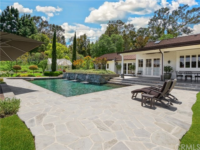 Over 1,700 sq. ft. of outdoor patio space