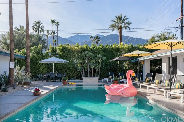 1441 S Manzanita Avenue, Palm Springs, CA 92264