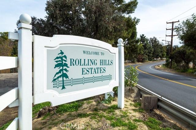 8. 7 Phillips Ranch Road Rolling Hills Estates, CA 90274