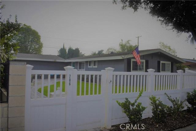 706 S Brookhurst Road, Fullerton, CA 92833