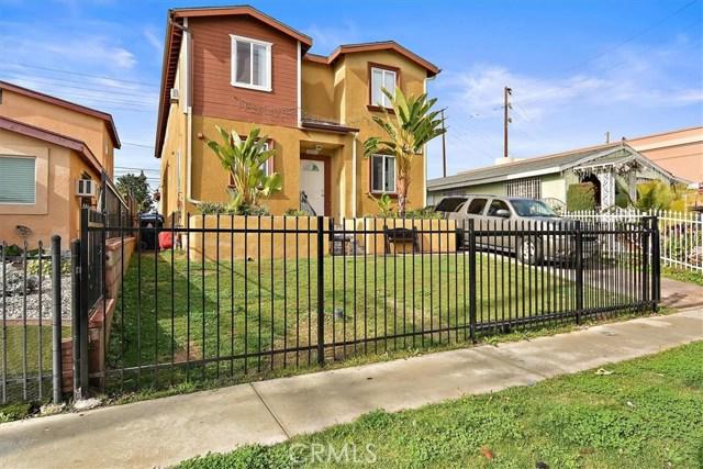 9121 Menlo Avenue, Los Angeles, CA 90044