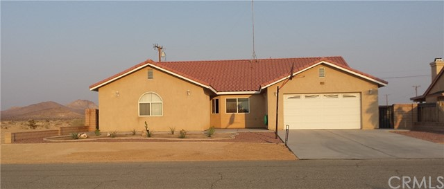 20510 Cooper Drive, California City, CA 93505
