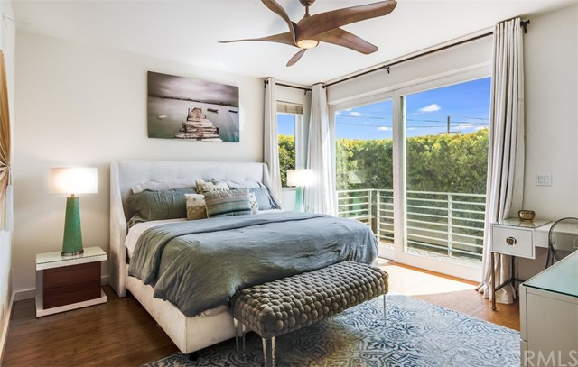 Entry level suite with beautiful features overlooking the backyard is the perfect retreat