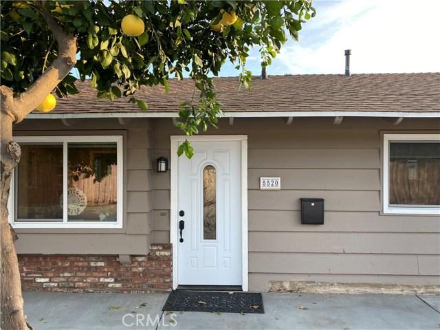 5520 Mcculloch Avenue, Temple City, CA 91780