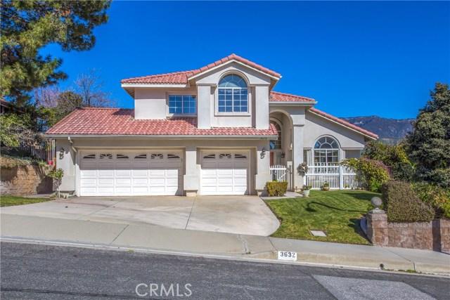 3632 Ridge Line Drive, San Bernardino, CA 92407