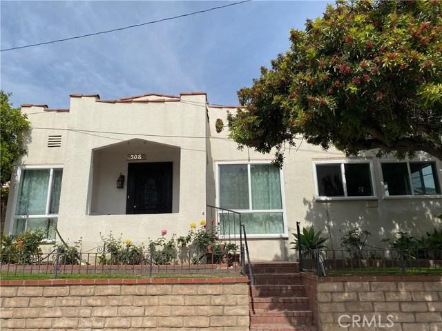 508 S 7th Street, Burbank, CA 91501