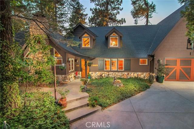 770 Crest Estates Drive, Lake Arrowhead, CA 92352