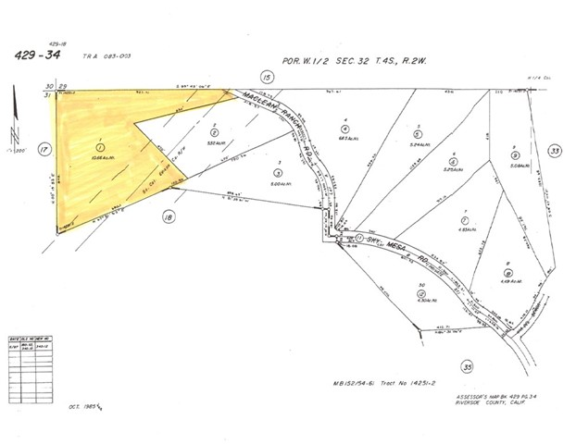 22955 Sky Mesa Rd, Juniper Flats, CA 92548 Photo 1