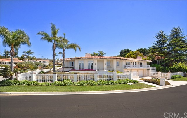 1600 Via Barcelona, Palos Verdes Estates, CA 90274