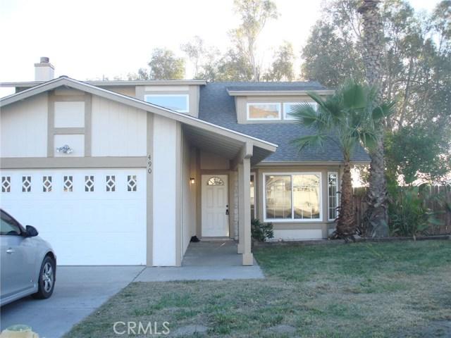 490 Cambridge Drive, San Jacinto, CA 92583