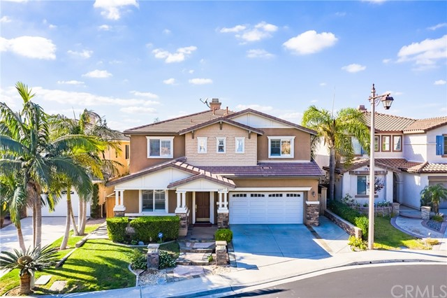 8277 E Kingsdale Lane, Anaheim Hills, CA 92807