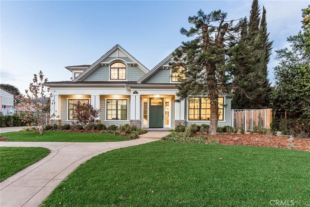 地址: 811 Monte Verde Drive, Arcadia, CA 91007