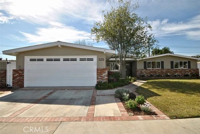 325 Esther Street, Costa Mesa, CA 92627