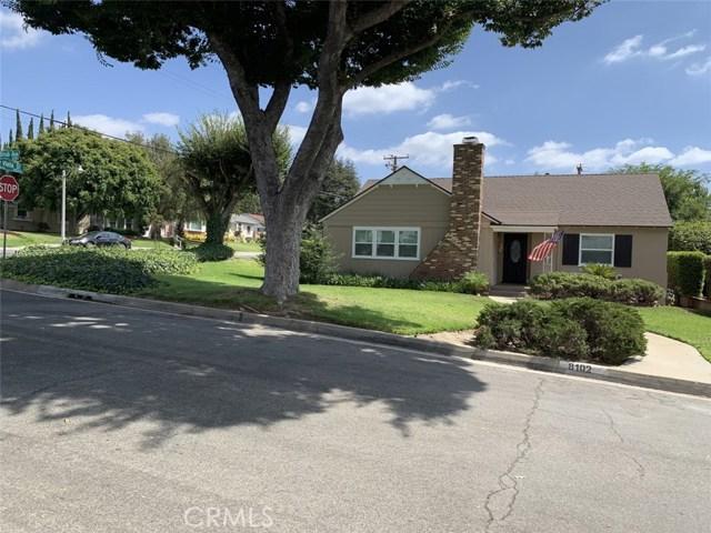 8102 Strub Avenue, Whittier, CA 90602