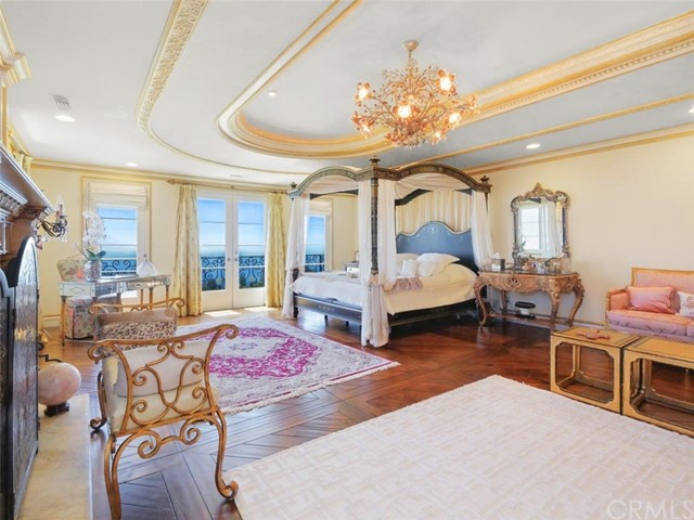 Master Suite with View