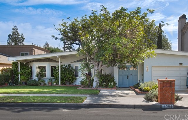 2384 Redlands Drive, Newport Beach, CA 92660