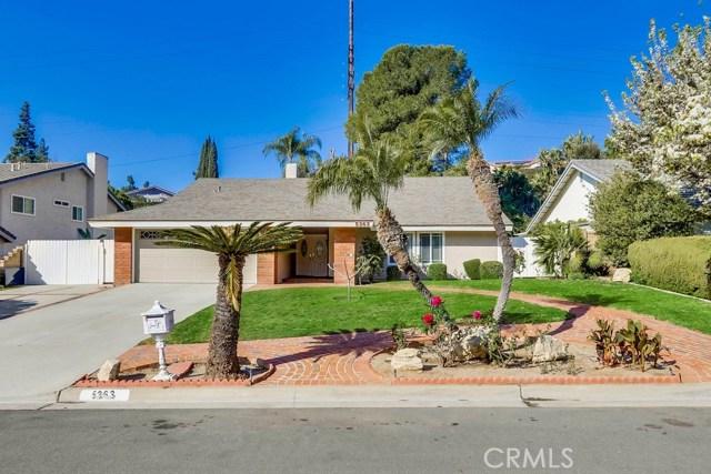 5363 Lupine Street, Yorba Linda, CA 92886