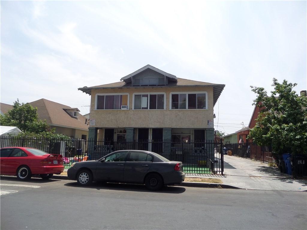 158 W 50th Street, Los Angeles, CA 90037
