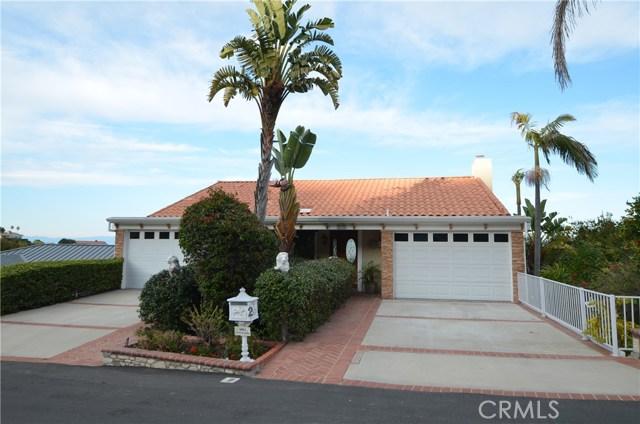 2 Via Subida, Rancho Palos Verdes, CA 90275
