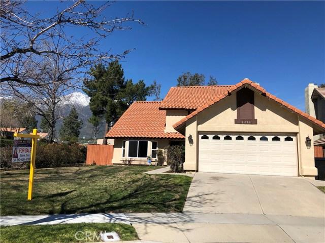 11710 Mount Cambridge Court, Rancho Cucamonga, CA 91737