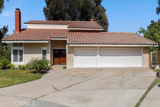 162 S Donna Court, Anaheim Hills, CA 92807