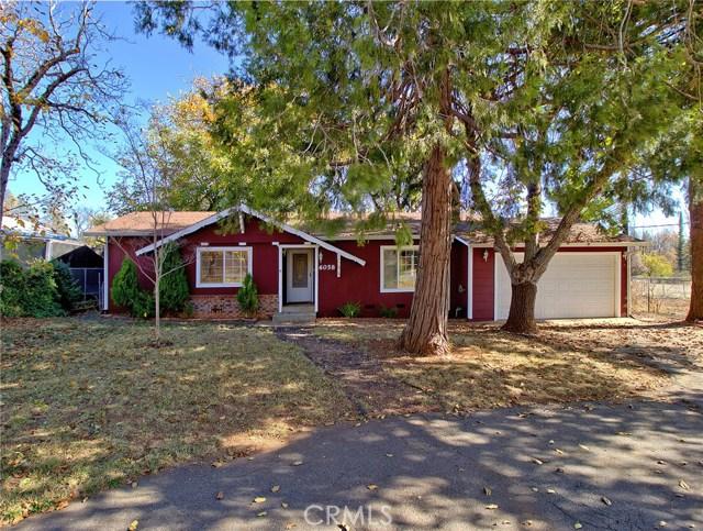 6058 Sawmill Road, Paradise, CA 95969