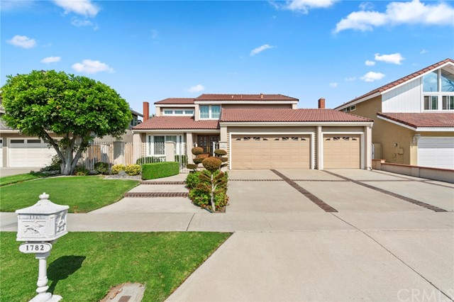 1782 N Partridge Street, Anaheim, CA 92806