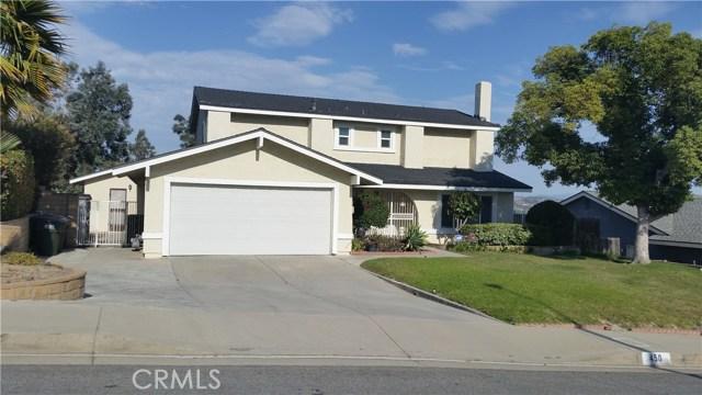450 Los Gatos Drive, Walnut, CA 91789